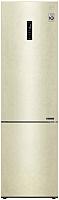 Холодильник с морозильником LG GA-B509CEQZ -