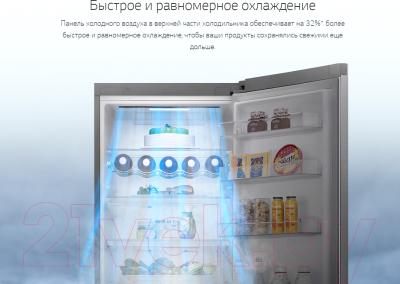 Холодильник с морозильником LG GA-B509CEQZ