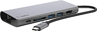 USB-хаб Belkin F4U092BTSGY -