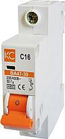 Выключатель автоматический КС ВА 47-39 1P 50А B / 80215 -