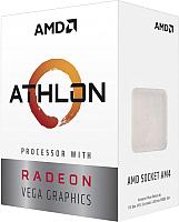 Процессор AMD Athlon 3000G (Box) / YD3000C6FHBOX -