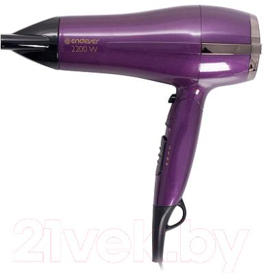 Фен Endever Aurora-473 (фиолетовый)