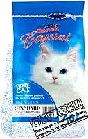 Наполнитель для туалета Super Benek Кристал (7.6л) -