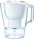 Фильтр питьевой воды Brita Алуна MX Cal (белый + 3 картриджа Maxtra) -