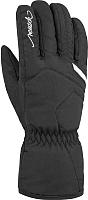 Перчатки лыжные Reusch Marisa / 4831150 701 (р-р 6.5, black/white) -