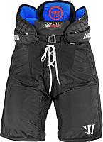 Шорты хоккейные Warrior QRE Pants SR / QEDGEPS8-BK-XL -