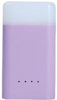 Портативное зарядное устройство Ergate Cube Quick Power Bank Light / GY020007 (фиолетовый) -