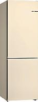 Холодильник с морозильником Bosch KGN39NK2AR -