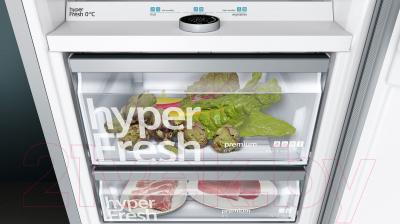 Холодильник с морозильником Siemens KG39FHI3OR