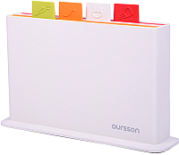 Набор разделочных досок Oursson CB3002SP/MC -