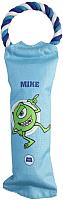 Игрушка для животных Triol Disney Бутылка на веревке Mike WD1021 / 12141070 -