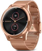 Умные часы Garmin Vivomove Luxe / 010-02241-24 (золото) -