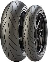 Мотошина задняя Pirelli Diablo Rosso III 180/60R17 75W TL -