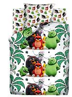 Комплект постельного белья Непоседа Angry Birds 2. Птичий остров / 604537 -