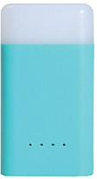 Портативное зарядное устройство Ergate Cube Quick Power Bank Light / GY020005 (зеленый) -