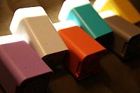 Портативное зарядное устройство Ergate Cube Quick Power Bank Light / GY020009 (белый) -