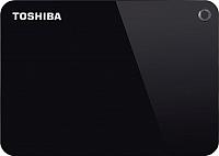 Внешний жесткий диск Toshiba Canvio Advance 4TB (HDTC940EK3CA) (черный) -