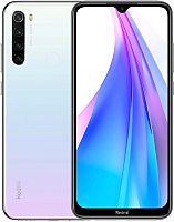 Смартфон Xiaomi Redmi Note 8T 4GB/64GB (Moonlight White) -