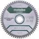 Пильный диск Metabo 628667000 -