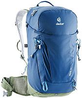 Рюкзак туристический Deuter Trail 26 / 3440319 3235 (Steel/Khaki) -