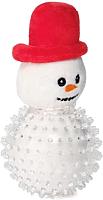 Игрушка для животных Triol Снеговик в броне / 12141147 -