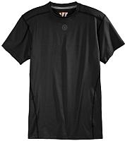 Компрессионная футболка Warrior Tee Comp Top Ss / WPTM204 BK (M) -