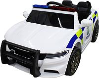 Детский автомобиль Sundays Police BJC666 (белый) -