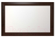 Зеркало Глазов Montpellier 1 (орех шоколадный) -