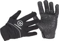 Перчатки лыжные Warrior Plyr Gloves / WGGPLYR7-BK (р.10, черный) -