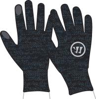 Перчатки лыжные Warrior Knitted Gloves / MG738125-BK (M/L, черный) -