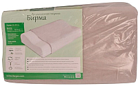 Ортопедическая подушка Даргез Бирма / 0744130 (30x50x10/13) -