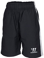 Шорты хоккейные Warrior Alpha Training Woven Short YTH / JS738129-BK-XLB -