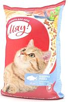 Корм для кошек Мяу! С рыбой (11кг) -