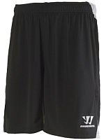 Шорты хоккейные Warrior DYN Knitted Short Yth / WSSJ409P-BK-XLB (черный) -