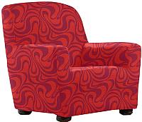 Чехол на кресло Belmarti Данубио (нарания) -
