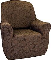 Чехол на кресло Belmarti Бостон (марон) -