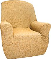 Чехол на кресло Belmarti Бостон (бежевый) -