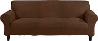 Чехол на диван - 3 местный Belmarti Тейде (марон) -