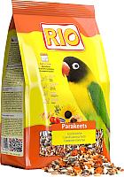 Корм для птиц Mealberry RIO для средних попугаев (0.5кг) -