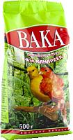 Корм для птиц ВАКА Для канареек (0.5кг) -