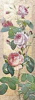 Фотообои Твоя планета Люкс Романс о цветах (97x272) -