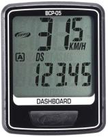 Велокомпьютер BBB DashBoard / BCP-06 (черный/серый) -
