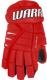 Перчатки хоккейные Warrior Alpha DX3 / DX3G9-RDW13 (красный/белый) -