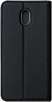Чехол-книжка Volare Rosso Book для Redmi 8A (черный) -