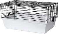Клетка для грызунов Voltrega 001922N (черный) -