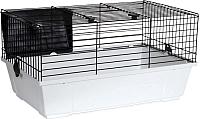 Клетка для грызунов Voltrega 001923N (черный) -