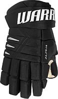 Перчатки хоккейные Warrior Alpha DX5 / DX5G9-BK14 (черный) -