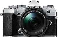 Беззеркальный фотоаппарат Olympus E-M5 Mark III Kit 14-150mm (серебристый) -