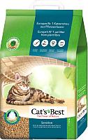 Наполнитель для туалета Cat's Best Sensitive (20л) -