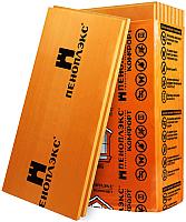 Плита теплоизоляционная Пеноплэкс Комфорт 40x585x1185 (упаковка) -